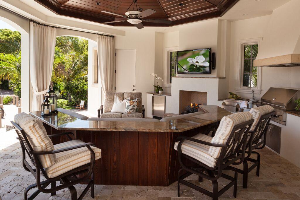 wet barslibraries - Kitchen Design Tampa