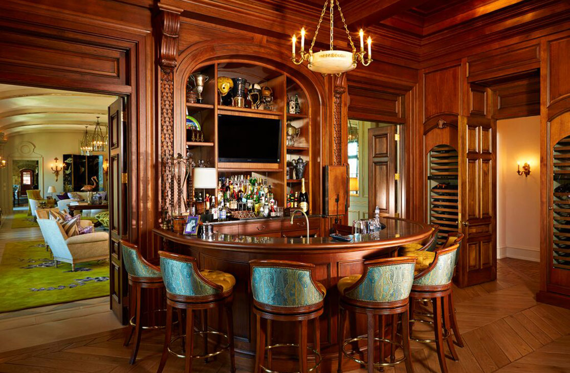 find out the latest design trends - Home Bar Pics