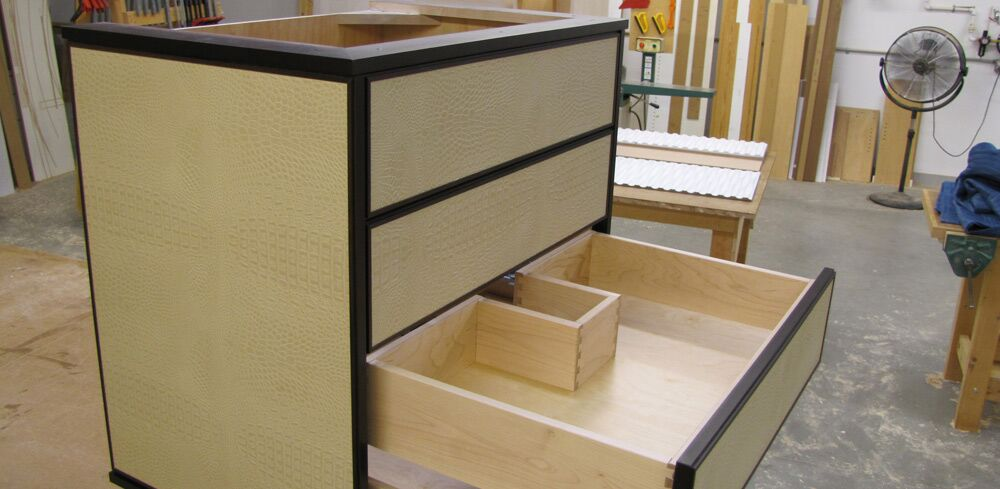 Our Custom Cabinet Shop