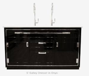 The Galley Dresser